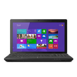 "Toshiba Satellite 15.6"" Laptop 2.0GHz 4GB 320GB Windows 8 (C55D-A5208)"