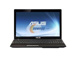"Asus 15.6"" Laptop 1.65GHz 4GB 640GB Windows 7 - Mocha (K53U-JS11)"