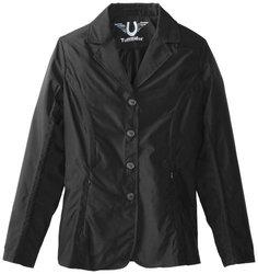 TuffRider Women's Tropix Show Coat - Black - Size: Large