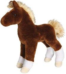 "Teak Chestnut Foal 10"" by Douglas Cuddle Toys"