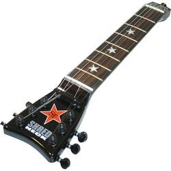 Shredneck Practice Guitar Neck - Sunburst Flamed Maple