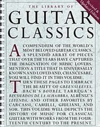Music Sales Library Of Guitar Classics (Standard)