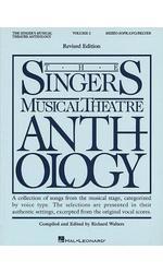 The Singer's Musical Theatre Anthology: Vol 2 Paperback Hal Leonard - 1993