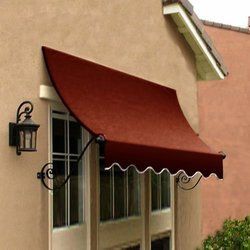 "Awntech 3-Feet Charleston Window/Entry Awning 44 by 36"" - Terra Cotta"