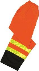ML Kishigo Storm Stopper Pro Rainwear Pant - Size: Large/XLarge - Orange