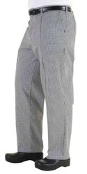 Chef Works BWCP-000 Black and White Check Traditional Chef Pants, Size 56