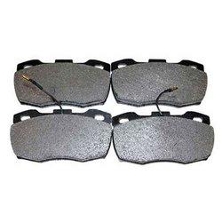 Beck Arnley Semi-Metallic Brake Pads (087-1593)