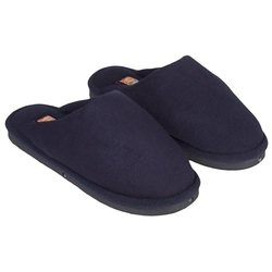 Bright Light Lighted Adult Slippers - Blue - Size: S