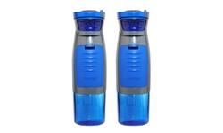 Contigo 24 Oz. Autoseal Kangaroo Water Bottle - Blue