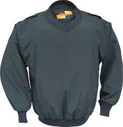 Solar 1 Clothing WS01 Windshirt, Black, 5X-Large
