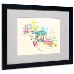 Trademark Global Framed Wall Poster Print