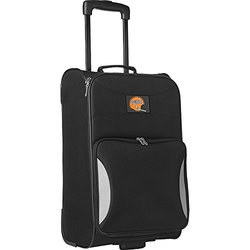 "Denco Cincinnati Bengals 21"" Upright Carry-On Black"