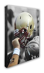 "NCAA Boston College Eagles Beautiful Gallery Quality, High Resolution Canvas, 16"" x 20"""