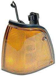Depo 331-1517L-AS Ford Festiva Driver Left Corner Signal Light