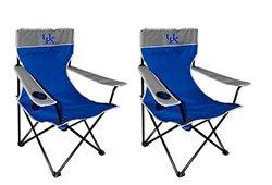 NCAA Kickoff Chair (2-Pack): Kentucky