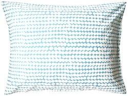 See Design Drops Shams Pillow Set - Aqua - Size: King