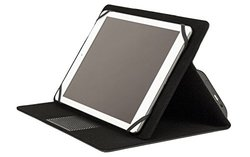 "M-Edge Faux Leather Stealth Power Case Cover for 9""-10"" Phone/Tablet"