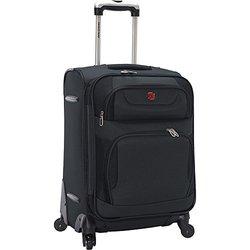 """Swissgear Spinner Luggage: 20""""/grey"""