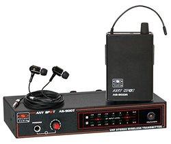 Galaxy Audio Personal Wireless System - Black (AS-900K2)