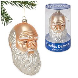 Accoutrements Charles Darwin Ornament