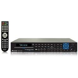BDK-2000 Blu-Ray Disc Multimedia Karaoke Player with CDG Ripper, & Digital Recorder
