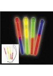 Bi-Color Lightsticks - Glow Products & Glow Sticks glow