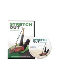 OPTP Fitness Stretch Out DVD w/ Strap & Booklet