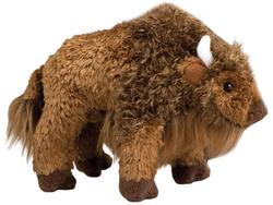 "Douglas 11"" Plush Animal Sue Buffalo"