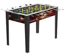 GoGlory Playmaker Foosball Table 48-Inch orange