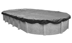Robelle 511833-4 Ultimate Winter Cover for 18 by 33 Foot Oval Above-Ground Swimming Pools