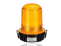 TORK 360 Degrees Fresnel Dome Optics Midi-Strobe Warning Light - Amber