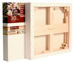 """Masterpiece 3D PRO Monterey 7oz Acrylic Primed Cotton Canvas - 24"""" x 60"""""""