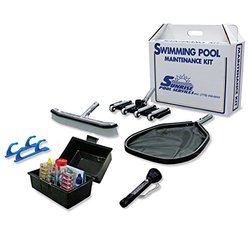 Poolmaster 32120 6-Piece Gunite Pool Maintenance Kit - Premier Collection