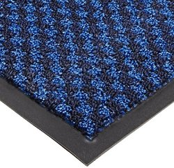 Notrax 145 Preference Entrance Mat for Inside Foyer Area 4' x 6' - Blue