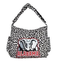 NCAA Alabama Crimson Tide Hb Mendoza Backpack, One Size, Grey