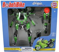 Small World Toys Ninja Robotic Bike