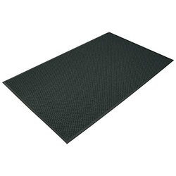 Carpeted Entrance Mat 3ft. x 4ft green