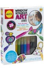 Alex Toys Artist Studio Window Sticker Art - Glam