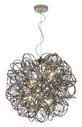 Trend Lighting TP6837 Faceted Obsidian Mingle 4 Light Pendant