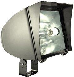 RAB Lighting FXLH250TPSQ/PCS Flexflood 250W Pulse Start Trun, Bronze