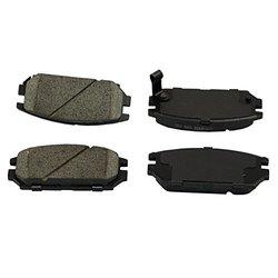 Beck Arnley  082-1441  Premium Brake Pads