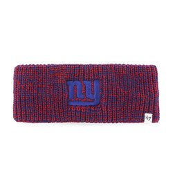NFL New York Giants Women's '47 Prima Twisted Headband - Red