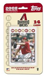 Topps 2008 Arizona Diamondbacks Team Set