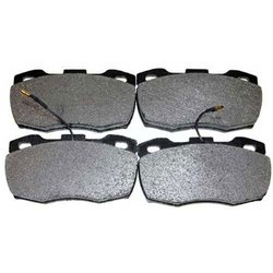 Beck Arnley  087-1286  Semi-Metallic Brake Pads