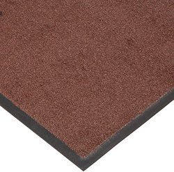 Waterhog BrushHog  Scraper Mats Brown