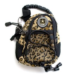 CMC Golf U.S. Army Mini Day Pack (Cheetah)