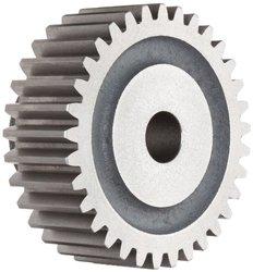 """Boston Gear YJ60B Spur Gear Cast Iron Inch 6 Pitch 1.250"""" Bore - 60 Teeth"""
