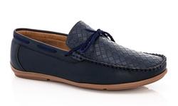 Franco Vanucci Men's Driver Shoes - Brown - Size: 10