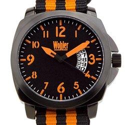 Wohler Ajax Men's Watch: Wo-15170-c - 62627793 Orange Band