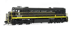 Rivarossi GE U25C Atlantic Coast Line 3016 DCC Ready HO Scale